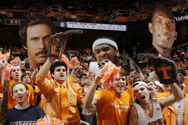 UT Pulls out All the Stops to Impress Basketball Recruit Austin Nichols