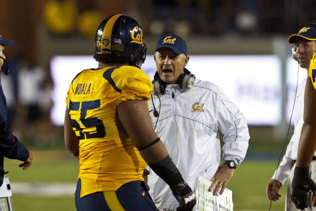 Cal Tries to Move Past Big Game Whipping