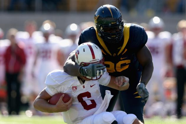 Cal Gets a D-Minus for Big Game Loss to Stanford