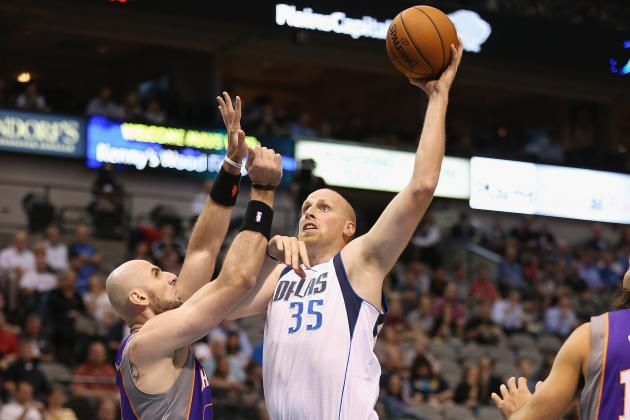 Chris Kaman Won't Make Trip with Mavs