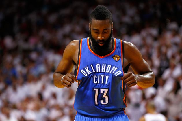 Oklahoma City's James Harden a Hot Ticket