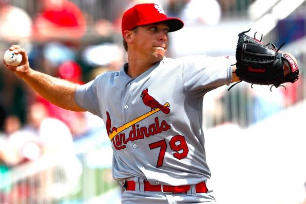 St. Louis Cardinals Prospect Scouting Report: RHP Trevor Rosenthal