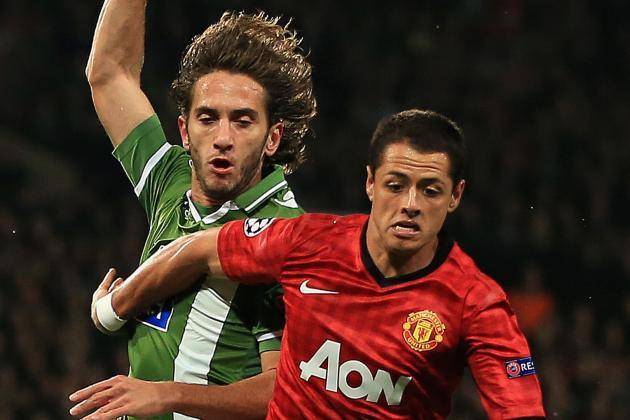 Manchester United vs. Braga: Champions League Live Score, Highlights, Recap