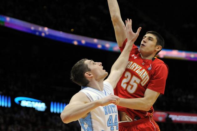 After intrasquad scrimmage, Mark Turgeon says Terps' Alex Len will start