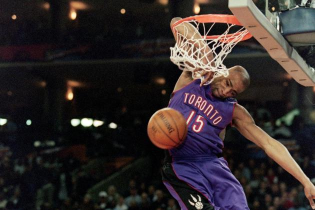Greatest Dunks in the History of the NBA Dunk Contest