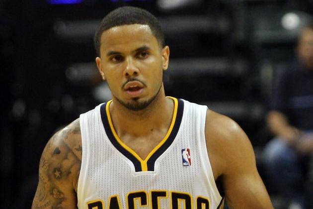 DJ Augustin Talks About Joining the Pacers