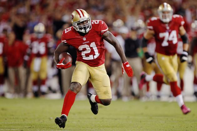 Frank Gore: Fantasy Owners Must Avoid Temptation to Trade Banged-Up 49ers RB