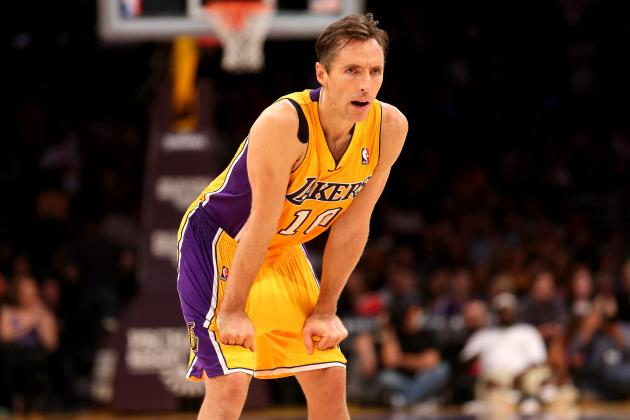 Lakers Trade Rumors: L.A. Shouldn't Deplete PG Depth Behind Steve Nash