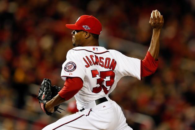 Padres off-Season Target: Edwin Jackson