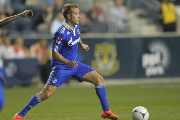 Schalke Midfielder Says No to Inter