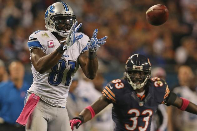 Is Calvin Johnson Still the NFL's Best Wideout?