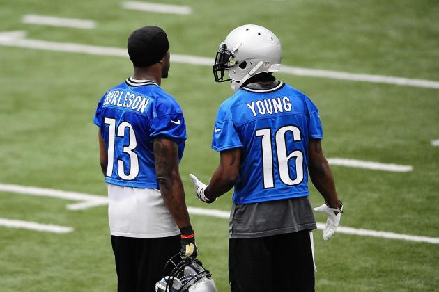 Titus Young: Nate Burleson's Injury Makes WR Must-Have in Fantasy