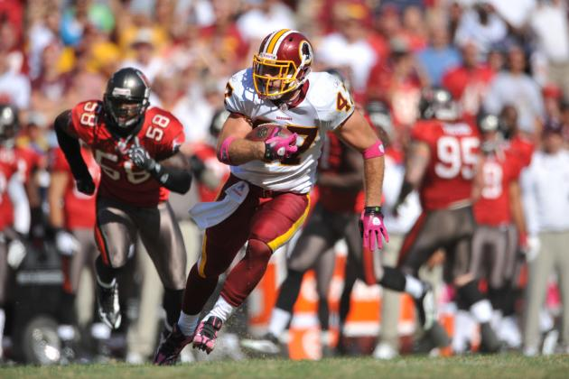 Washington Redskins Welcome Back 47, Chris Cooley