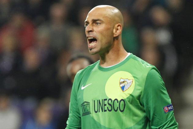 Caballero: Malaga Must Respect AC Milan