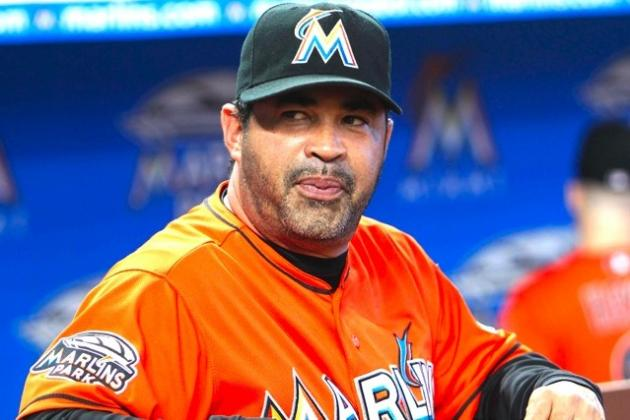 Miami Marlins Fire Manager Ozzie Guillen After Failed Season