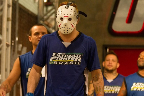Halloweentime Gallery: MMA's Weirdest Walkout Costumes