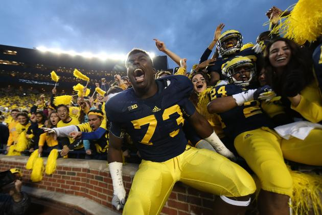 Michigan Football: Debating Whether Wolverines Are BCS Contenders or Pretenders