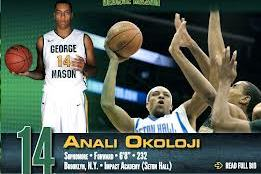 George Mason Basketball: An Interview with Anali Okoloji