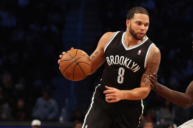 Deron: Nets-Knicks Not Rivals Yet, 'Just Another Game'