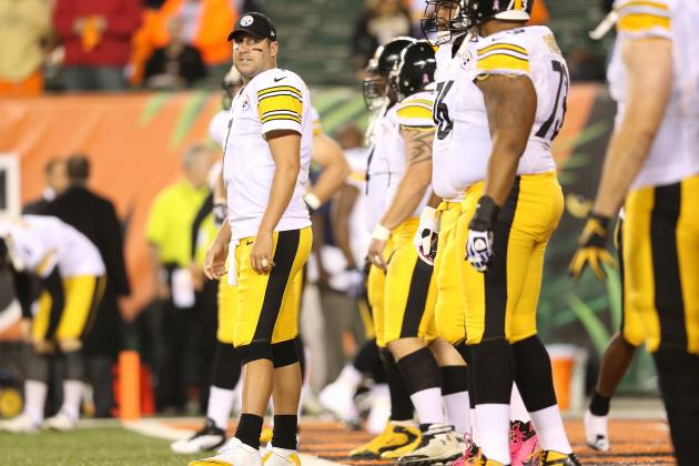 Pittsburgh Steelers Progress Report: Where Do Things Stand Headed into Week 8?