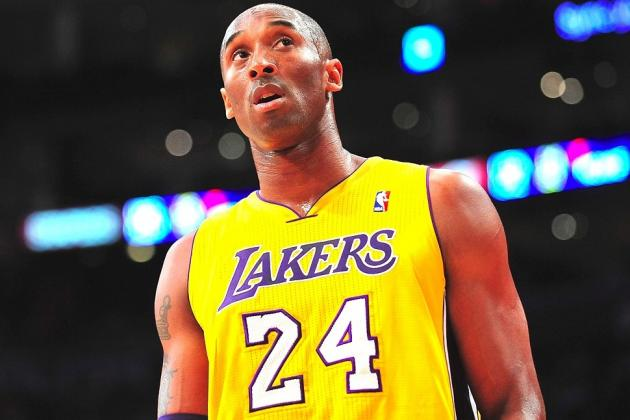 Kobe Bryant Injury: Updates on Lakers Star's Foot