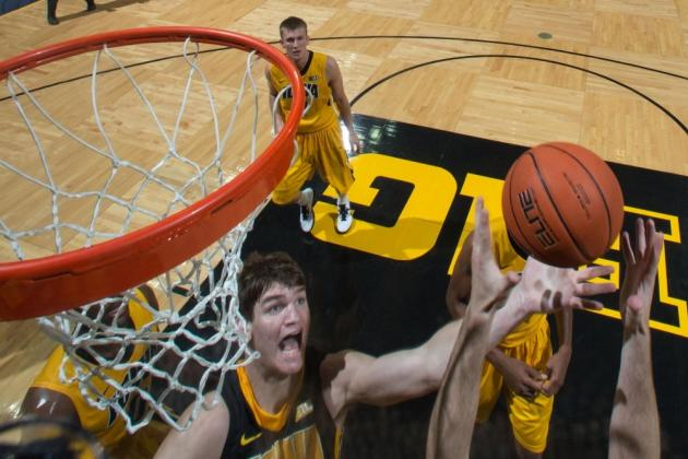 Iowa 7th in Big Ten Media Basketball Poll