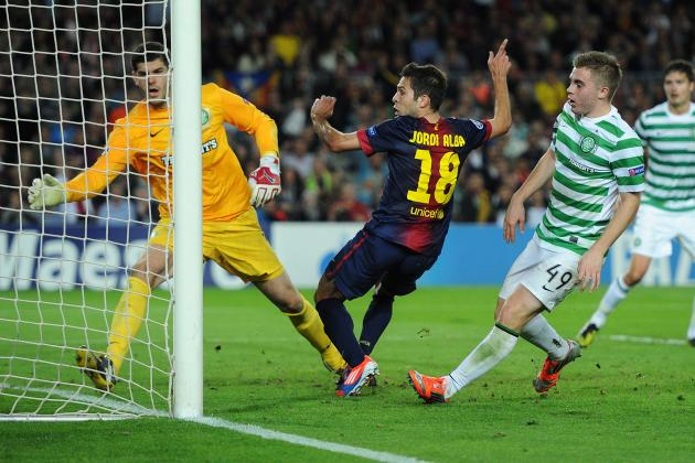 UEFA Champions League: Celtic so Close to Taking a Point in Camp Nou Agony
