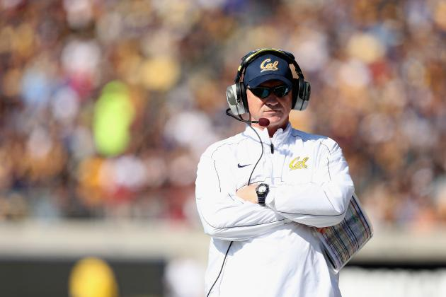 Cal Offense'S Woes No Fun Topic for Jeff Tedford