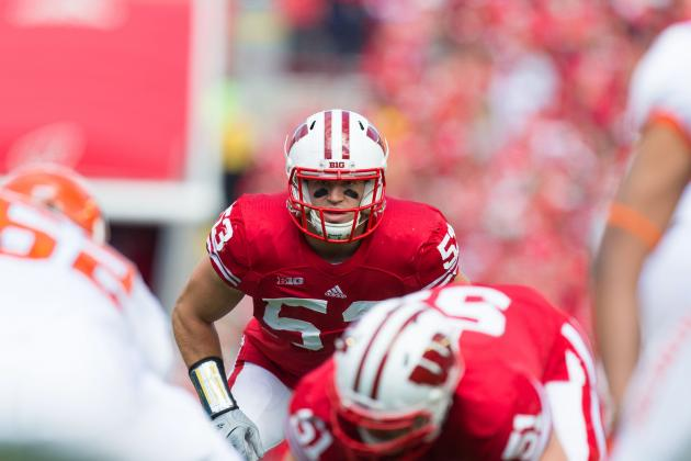 Wisconsin Football: Butkus Award Snub Doesn't Add Up for Mike Taylor