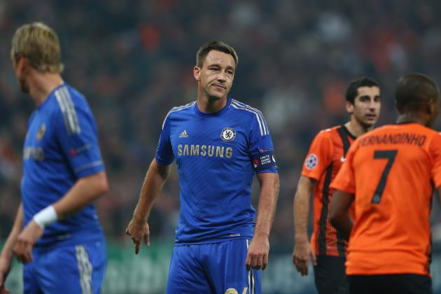 Chelsea Learn the Dangers of Underestimating Shakhtar Donetsk