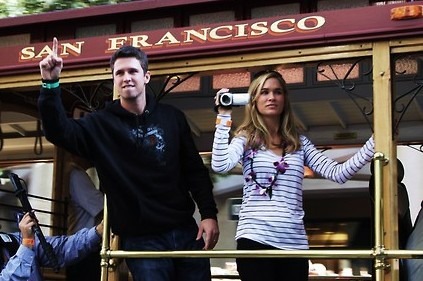 Buster Posey: Pics of Giants Slugger's Beautiful Wife Kristen