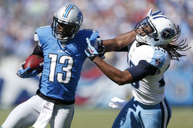 Nate Burleson Injury: Detroit Lions' Loss Opens Door for Ryan Broyles