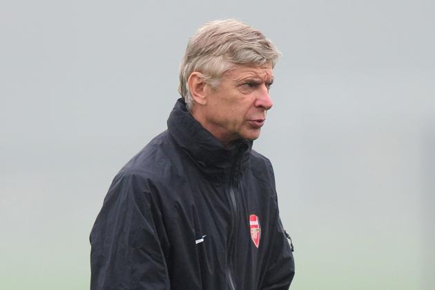 Wenger: We Must Focus on Reaching Summit