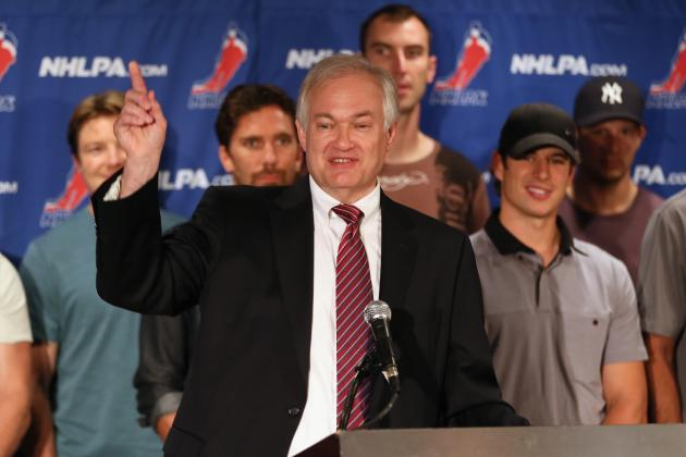 NHL Lockout: Why NHLPA Can't Even Trust League, Owners Anymore in CBA Dispute