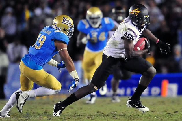 UCLA Football: Weekend Showdown at Arizona State Has Massive Implications