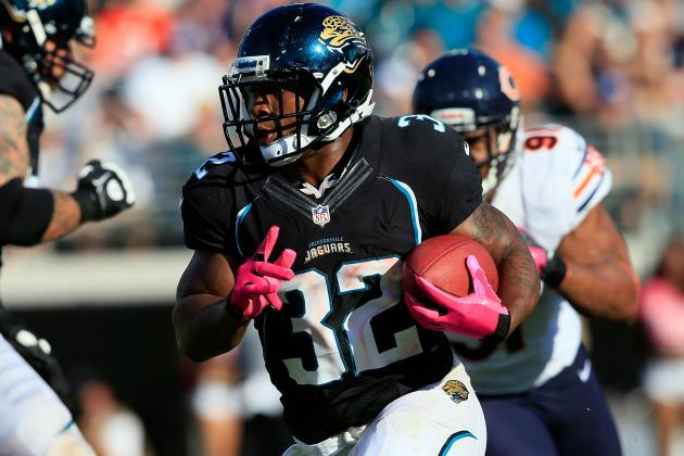 Maurice Jones Drew Injury: RBs to Fill Fantasy Void Created by MJD's Ailing Foot