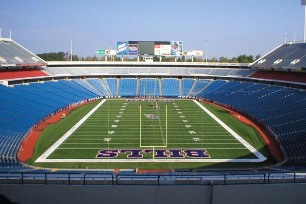 Bills' New Stadium Proposed for City's Waterfront