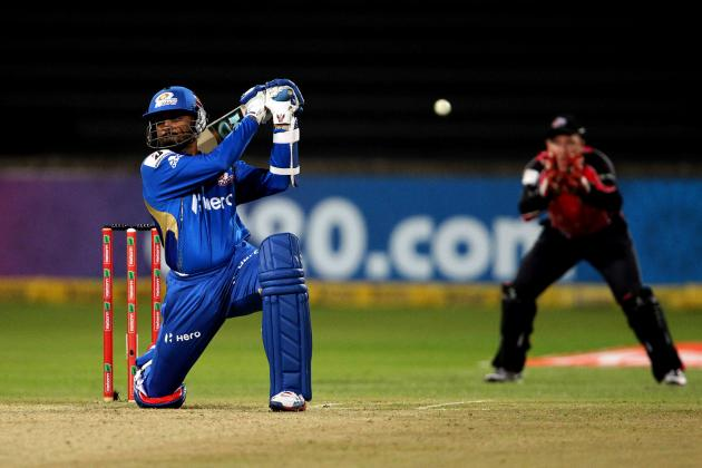 Champions League T20 Schedule 2012: Semifinals Dates, Times, Live Stream, More