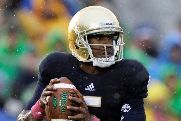 Notre Dame Football: Offense Will Let Fighting Irish Down vs. Oklahoma