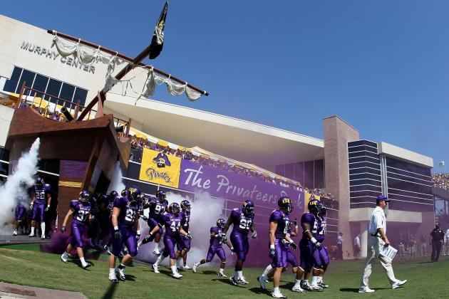 East Carolina Football: Dowdy-Ficklen Stadium Vandalized