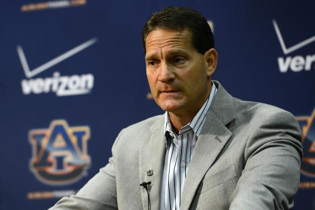 Auburn Football: The Tigers Still Have Plenty to Play for in 2012