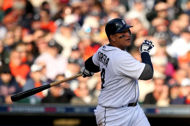 2012 World Series: Blueprint for the SF Giants to Shut Down Miguel Cabrera