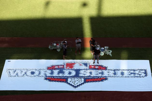 MLB Playoff Bracket 2012: When and Where to Watch World Series Action