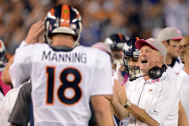 Denver Broncos Progress Report: Where Do They Stand Heading into Week 8?