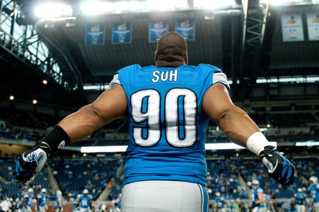 NFL Fans Need to Stop Vilifying Ndamukong Suh for Giving Them What They Want
