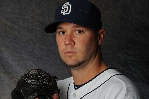 Padres Release Micah Owings
