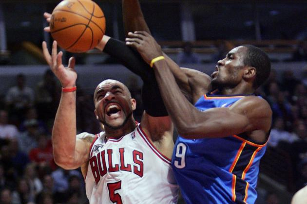Oklahoma City Thunder vs. Chicago Bulls Live Blog: Analysis, Reaction and More