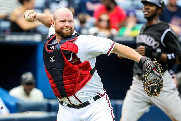 Brian McCann's Future with the Atlanta Braves