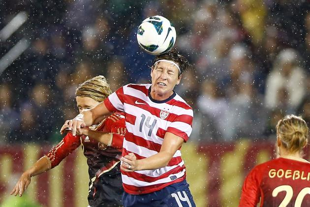 USA Women's Soccer vs. Germany: Score, Highlights and Grades