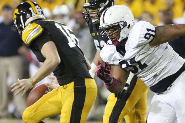 Iowa Football: Is Kirk Ferentz Right to Stick with James Vandenberg?